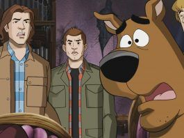 Supernatural Scooby Snack A Night of Fright Is A Total Delight with Scoobynatural 2018 images