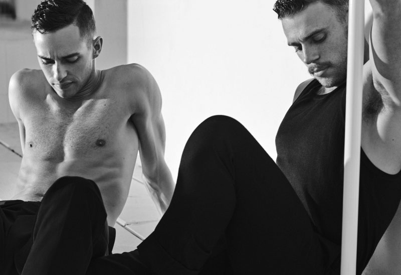 adam rippon gus kenworthy bulging olympic gay love