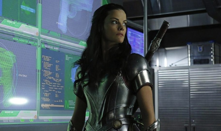 JAIMIE ALEXANDER lady sif agents of shield great characters