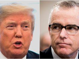 andrew mccabe faulted by fbi report but not like trump claimed 2018