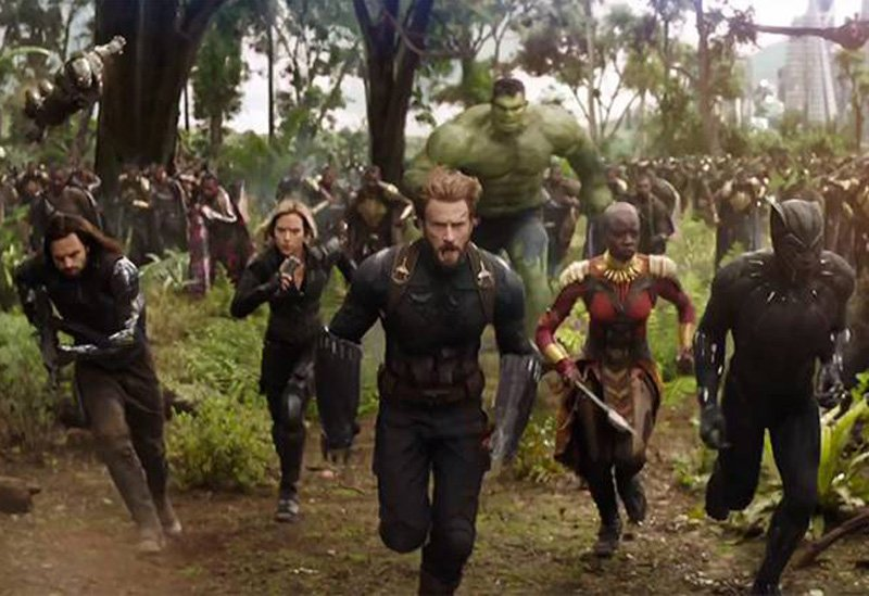 avengers infinity war fight death scenes