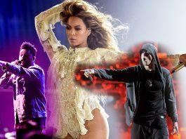 Beyoncé amping up Coachella, Donald Trump Jr. penis chat and 'Terminator' reboot 2018 images