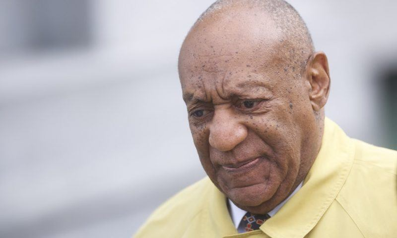 bill cosby trial delayed on monday