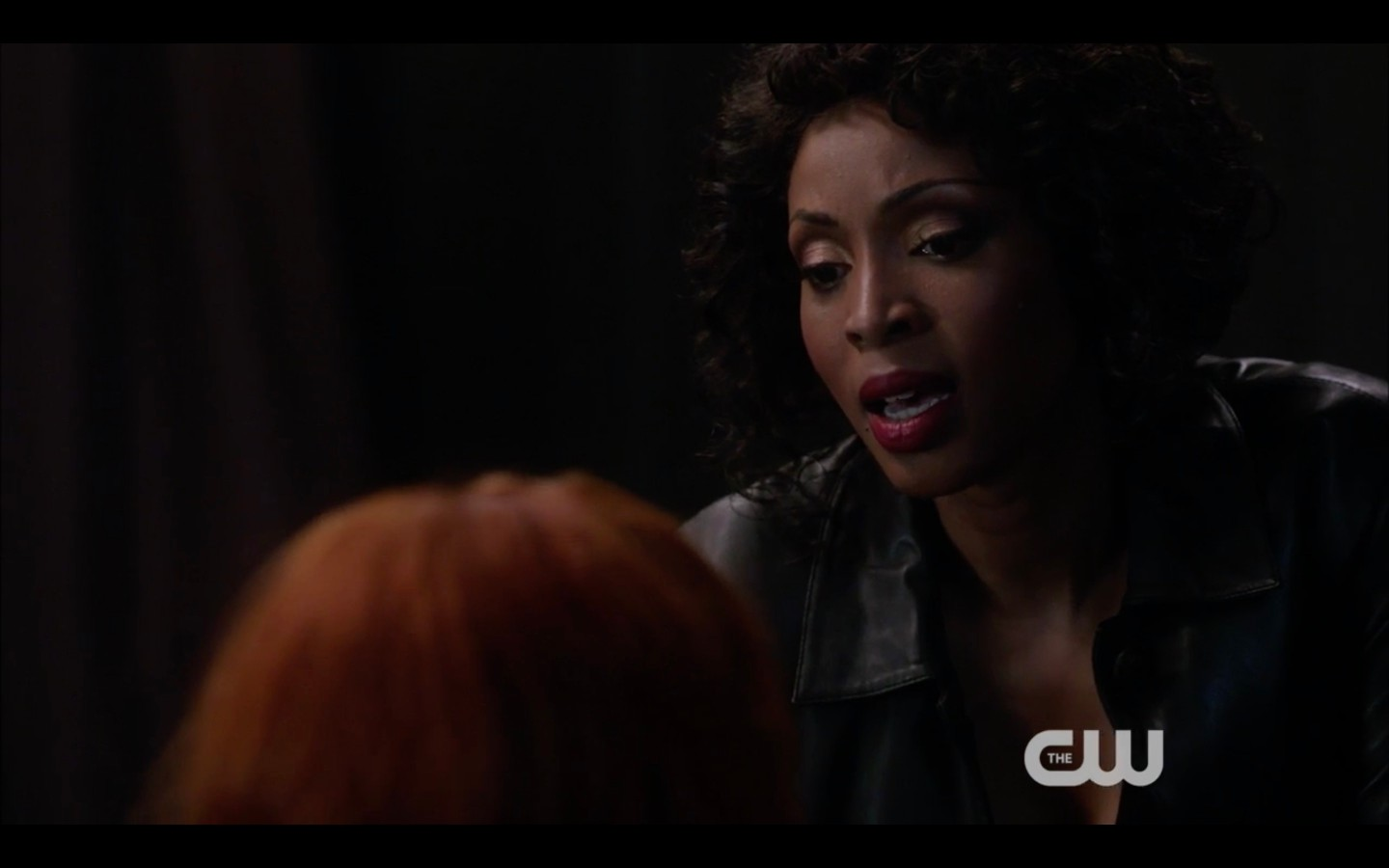 billie tells rowena life isnt fair for supernatural 1319