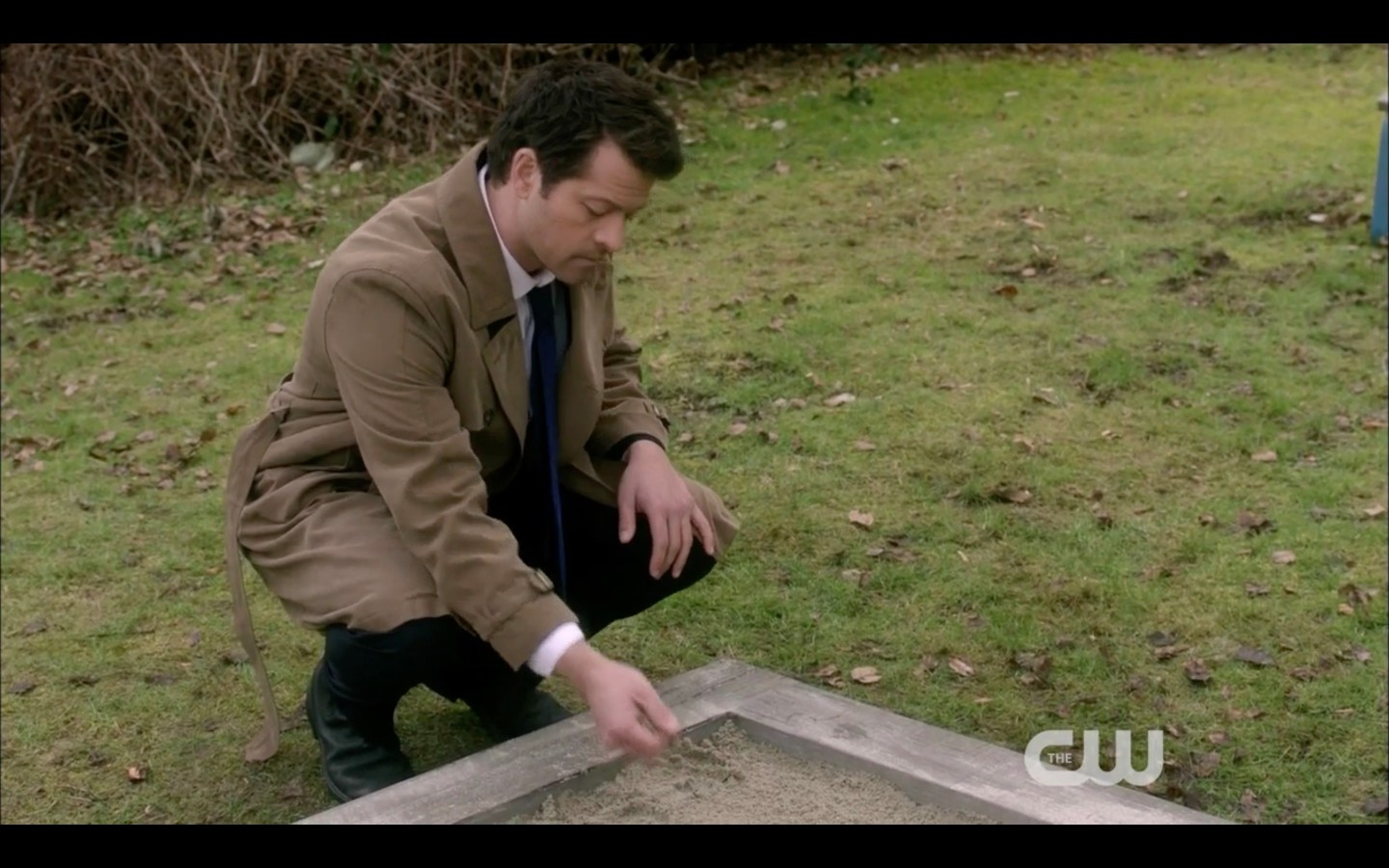 castiel at sandbox naomi returns to supernatural heaven 1319