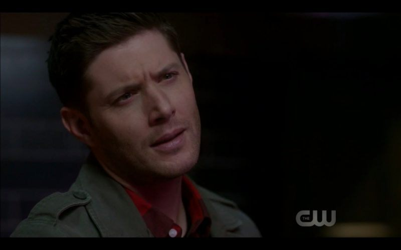 dean winchester about to land in scooby doo world supernatural