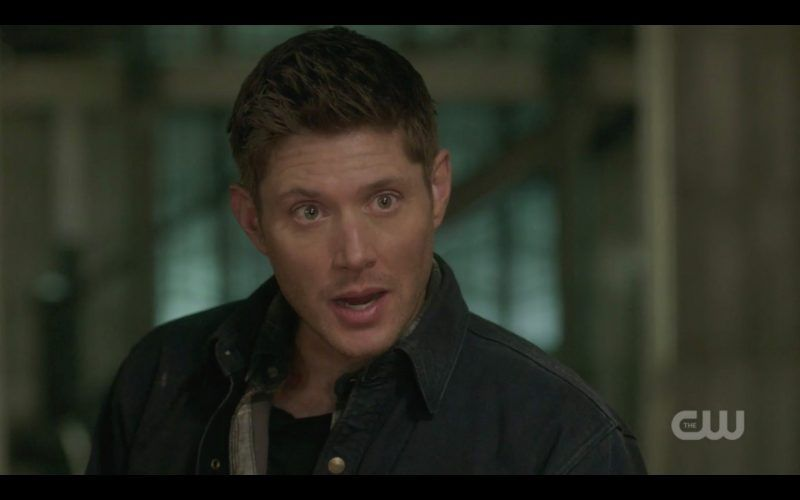 dean winchester frustrated with castiel supernatural