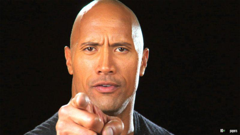 dwayne johnson biggest load ever for 300K hq bulge rampage