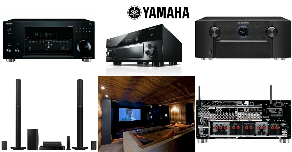 facebook home theater receivers