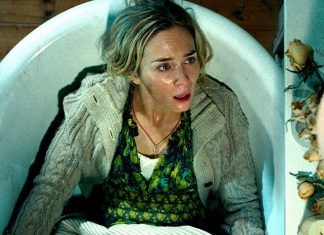horror kills it as a quiet place tops box office behind black panther 2018 images