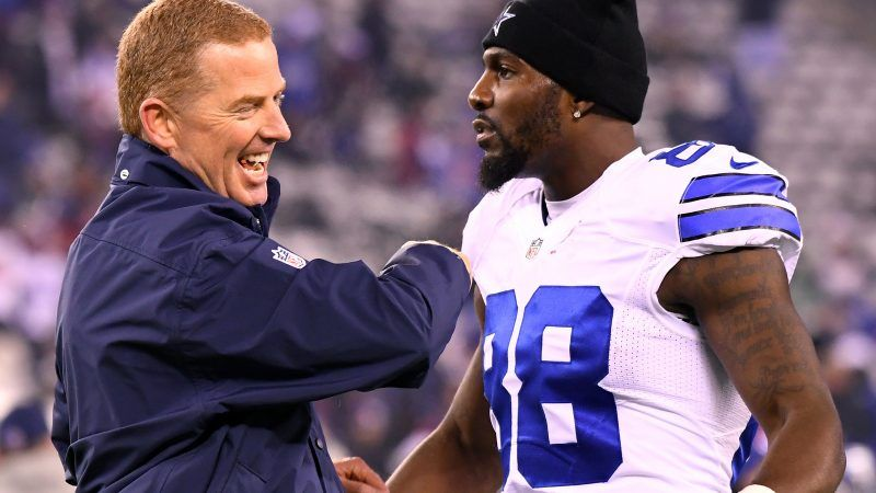 jason garrett love for dez bryant after cowboys fired him