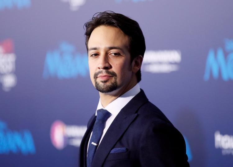 lin manuel miranda shingles keeps him from son