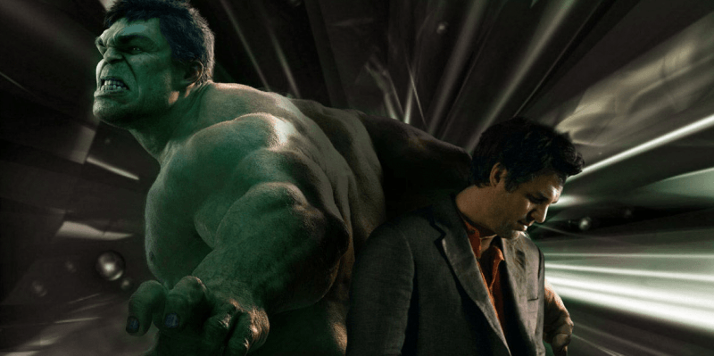 mark ruffalo on avengers hulk and bruce banner show duality of anger