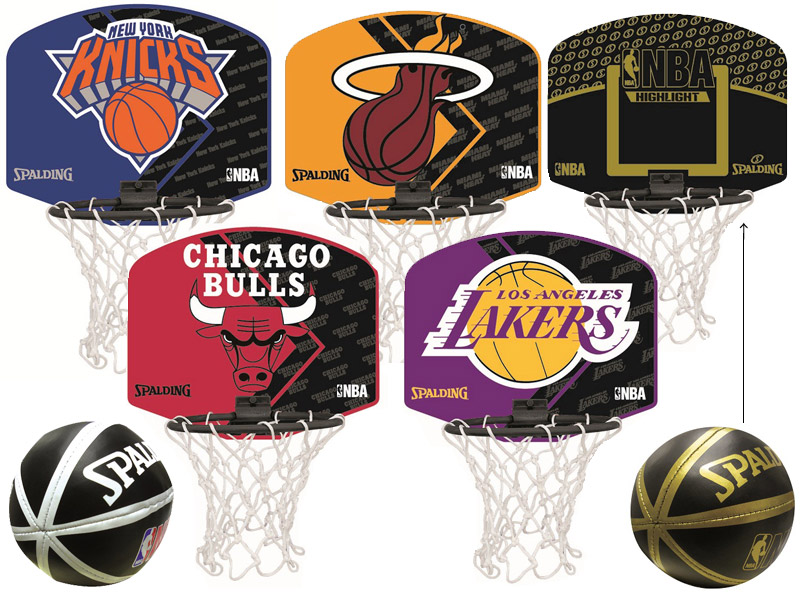 nba mini basketball hoops