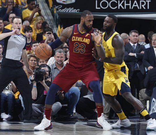 nba playoffs 2018 pacers giving cavaliers plenty to worry about for game 5 2018 images