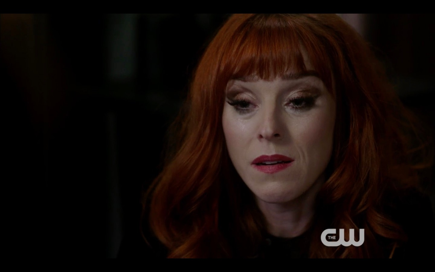 rowena just fought death and lost powerless supernatural