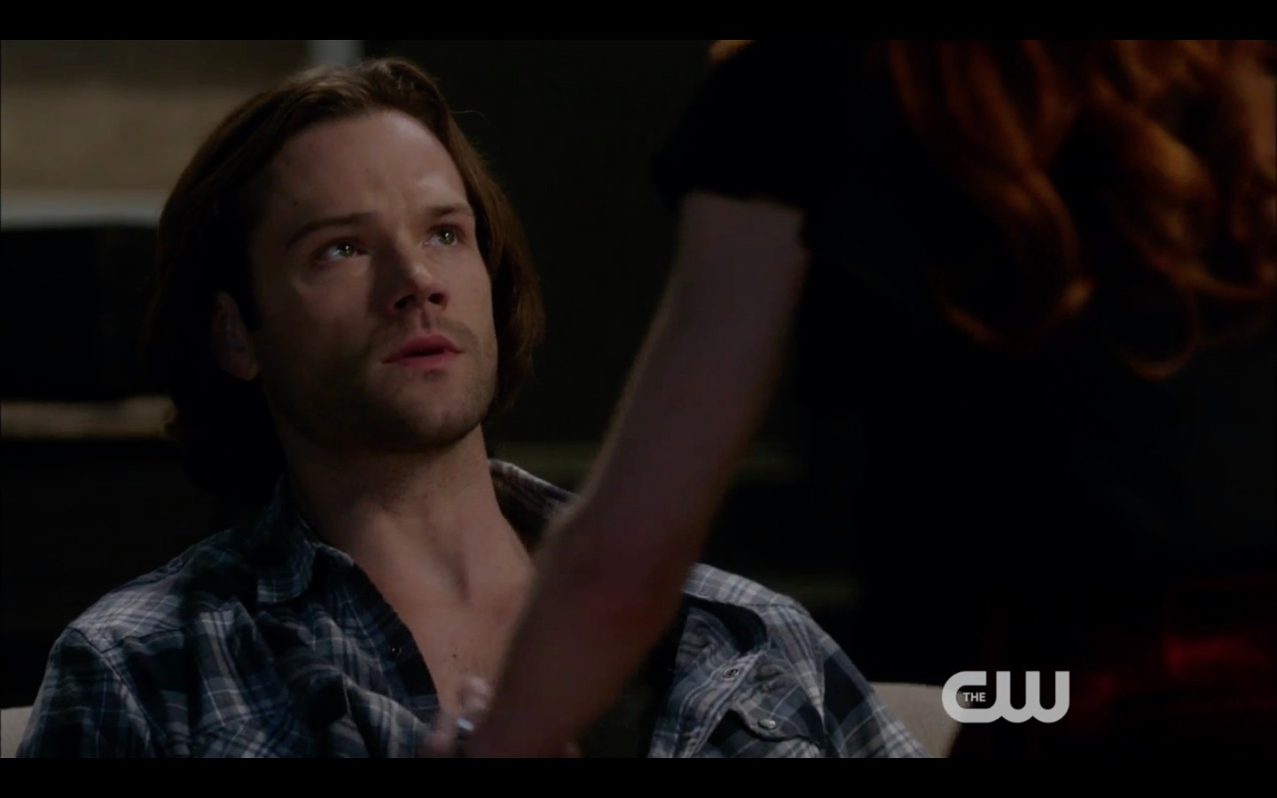 sam winchester looks at rowena what have you done for your family