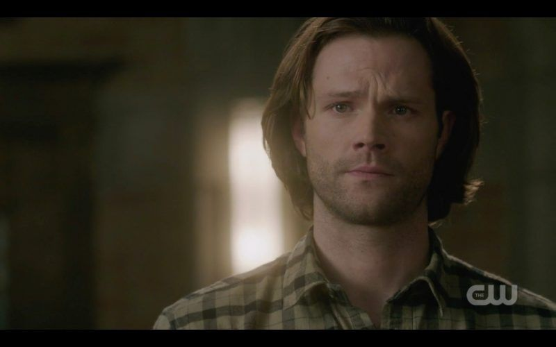 sam winchester we uses his grace to heal him gabriel spn