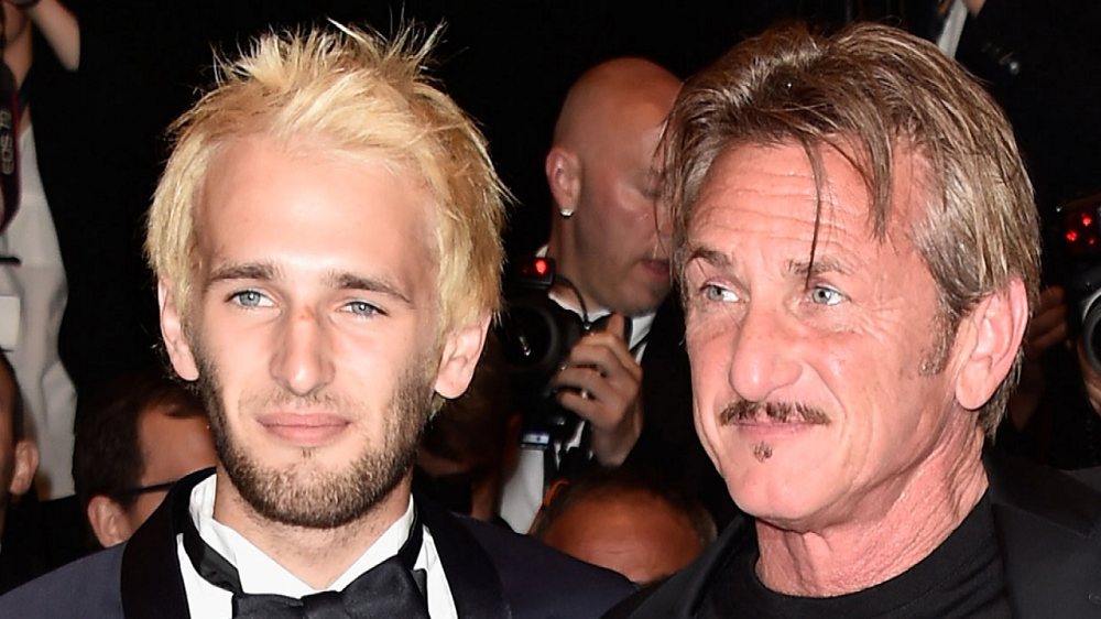sean penn son hopper following in troubled footsteps 2018 images
