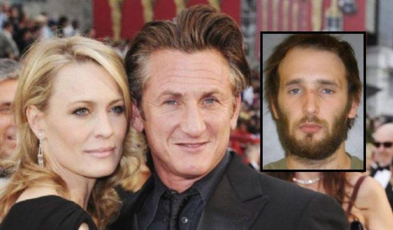 sean penn with robin wright hopper penn mug