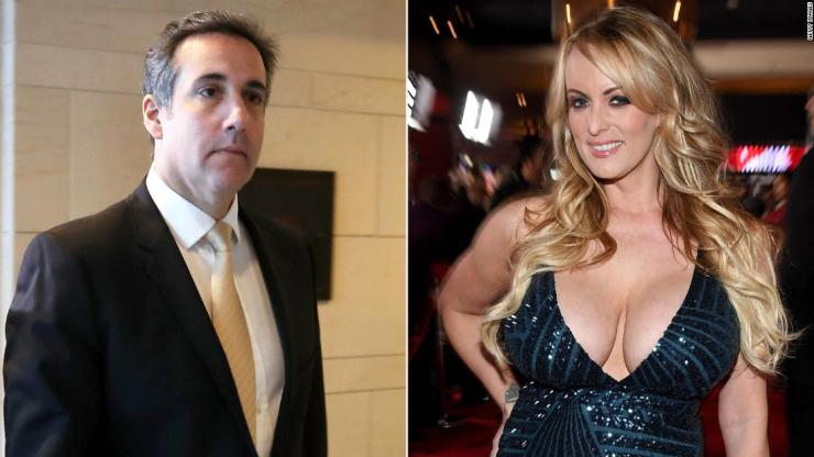 stormy daniels brought bad weather for michael cohen