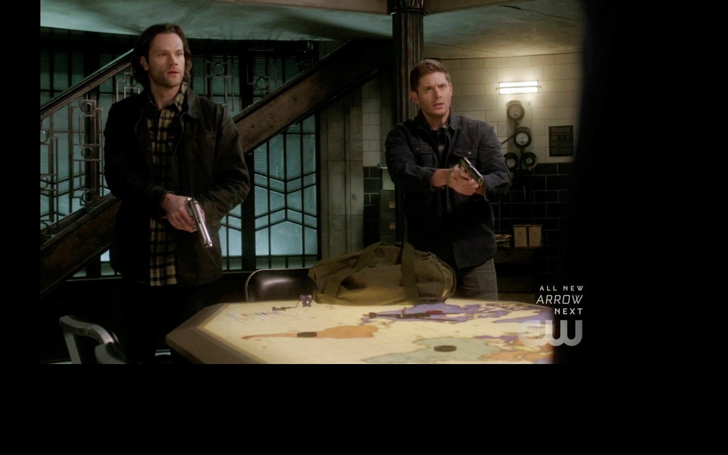 The Thing brings iconic 'Supernatural' | Movie TV Tech Geeks News