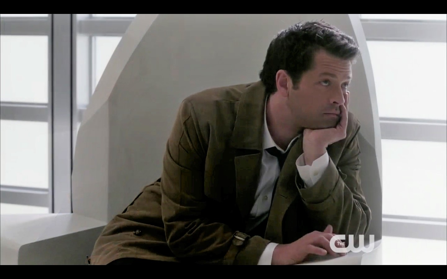 supernatural castiel goes to empty heaven funeralia
