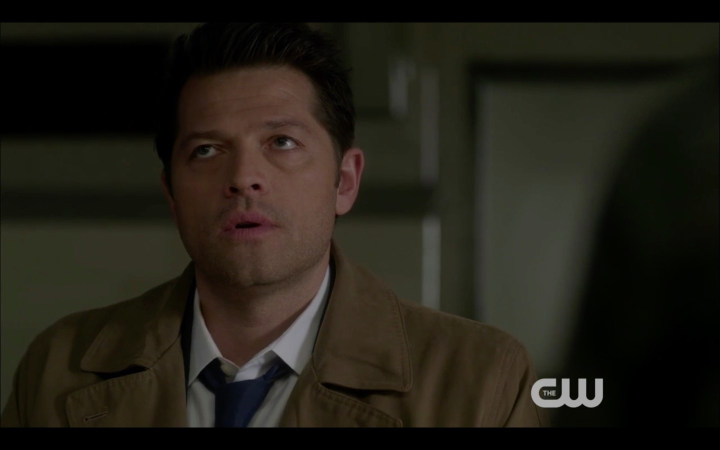 supernatural castiel talks ball handler with dean winchester