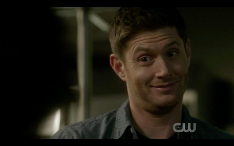 supernatural dean winchester jinkies face thing