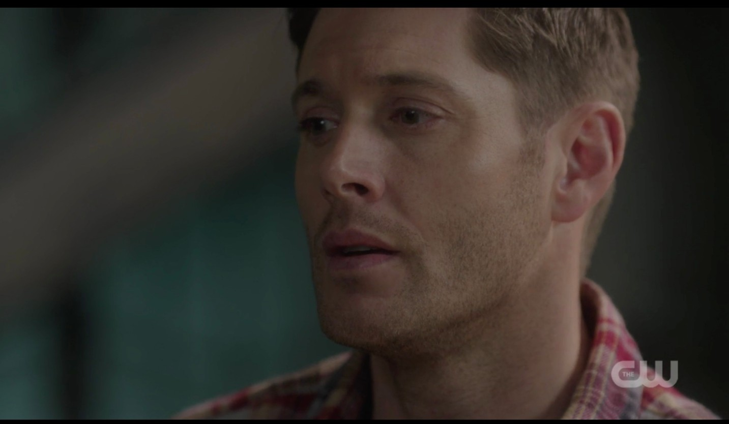 supernatural dean winchester sad about mary jack unfinished business