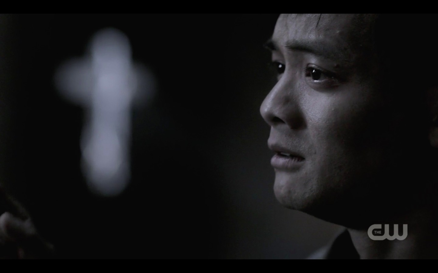 supernatural kevin osric tran death 1320