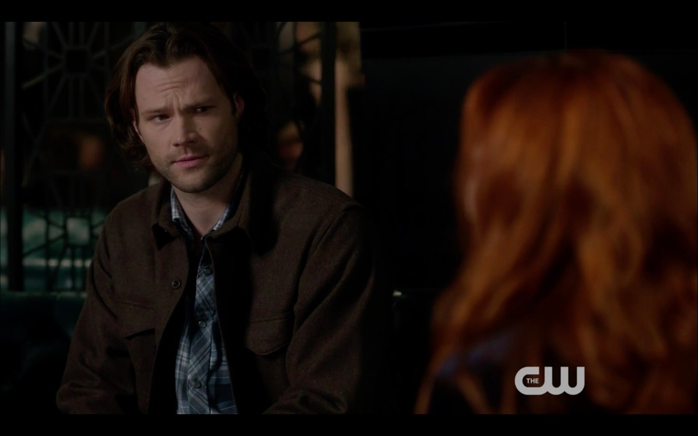 supernatural rowena agrees with sam winchester its my fault i left him