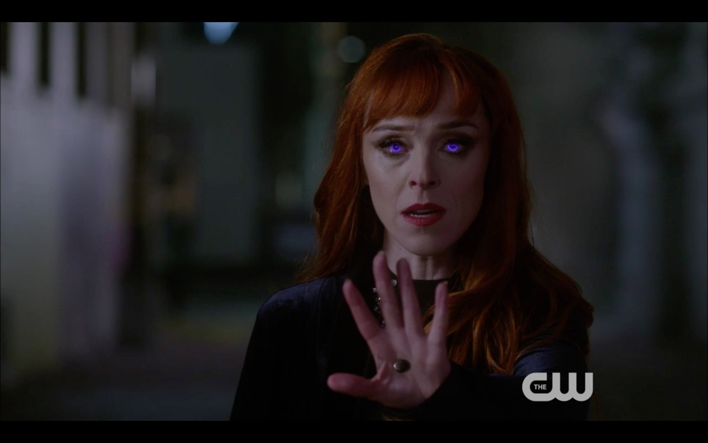 supernatural rowena you did it you shot me to sam winchester