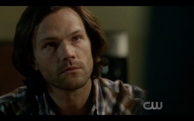 supernatural sam winchester responds to dean jinkies face