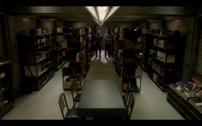 supernatural winchester brothers in men of letters archives thing