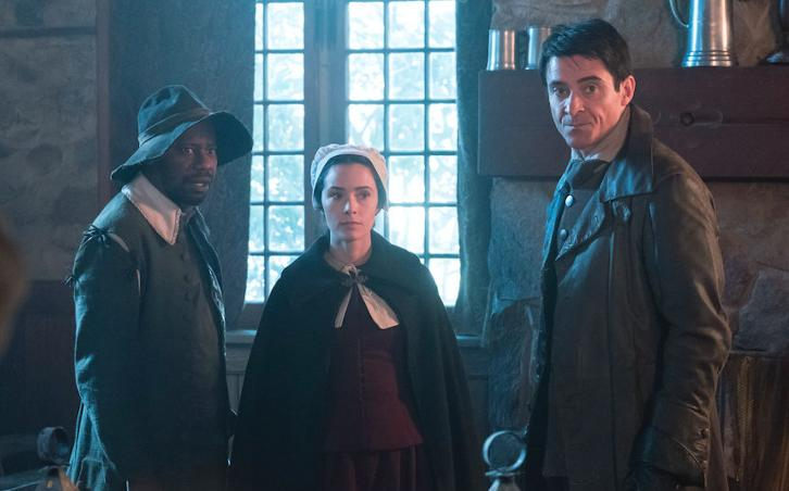 timeless goes salem witch trials