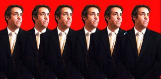 will donald trumps fixer michael cohen survive fbi raid 2018 images