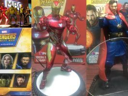 Avengers Infinity War Gas Station Exclusives 2018 images