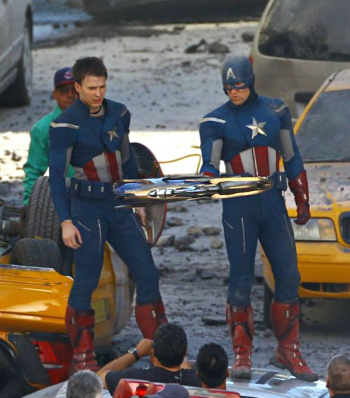 Marvel Avengers actors stunt doubles chris evans sam hargrove 00x532 (11)
