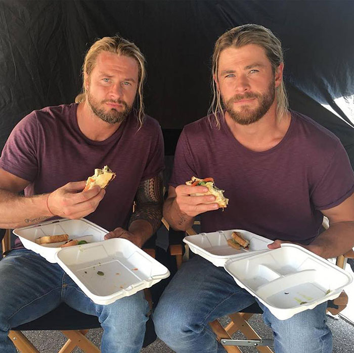 Marvel Avengers actors stunt doubles thor chris hemsworth bobby holland 2018 700x532 (3)