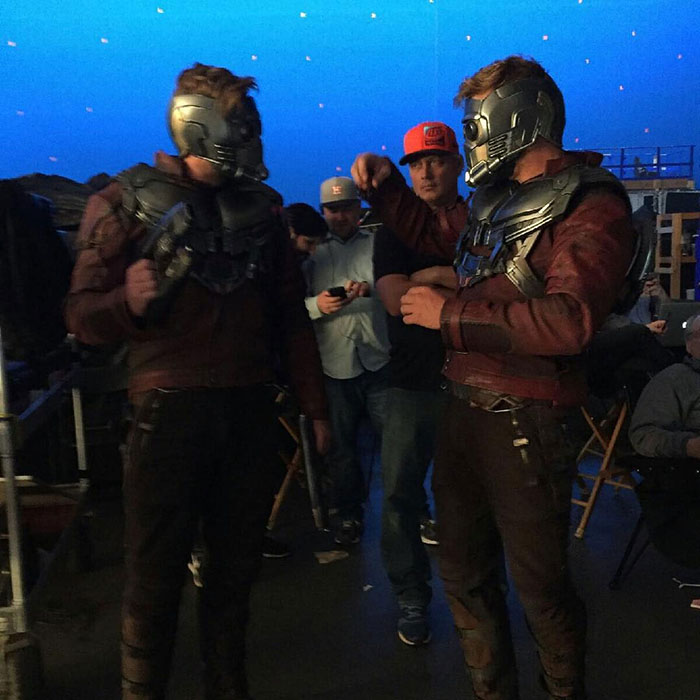 Marvel Avengers actors stunt doubles chris pratt star lord 2018 700x532 (7)