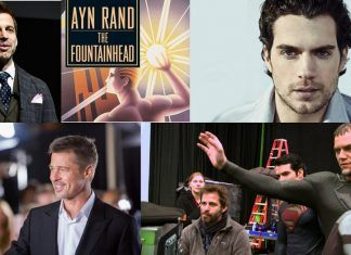 zack snyder eyes brad pitt henry cavill michael shannon for fountainhead