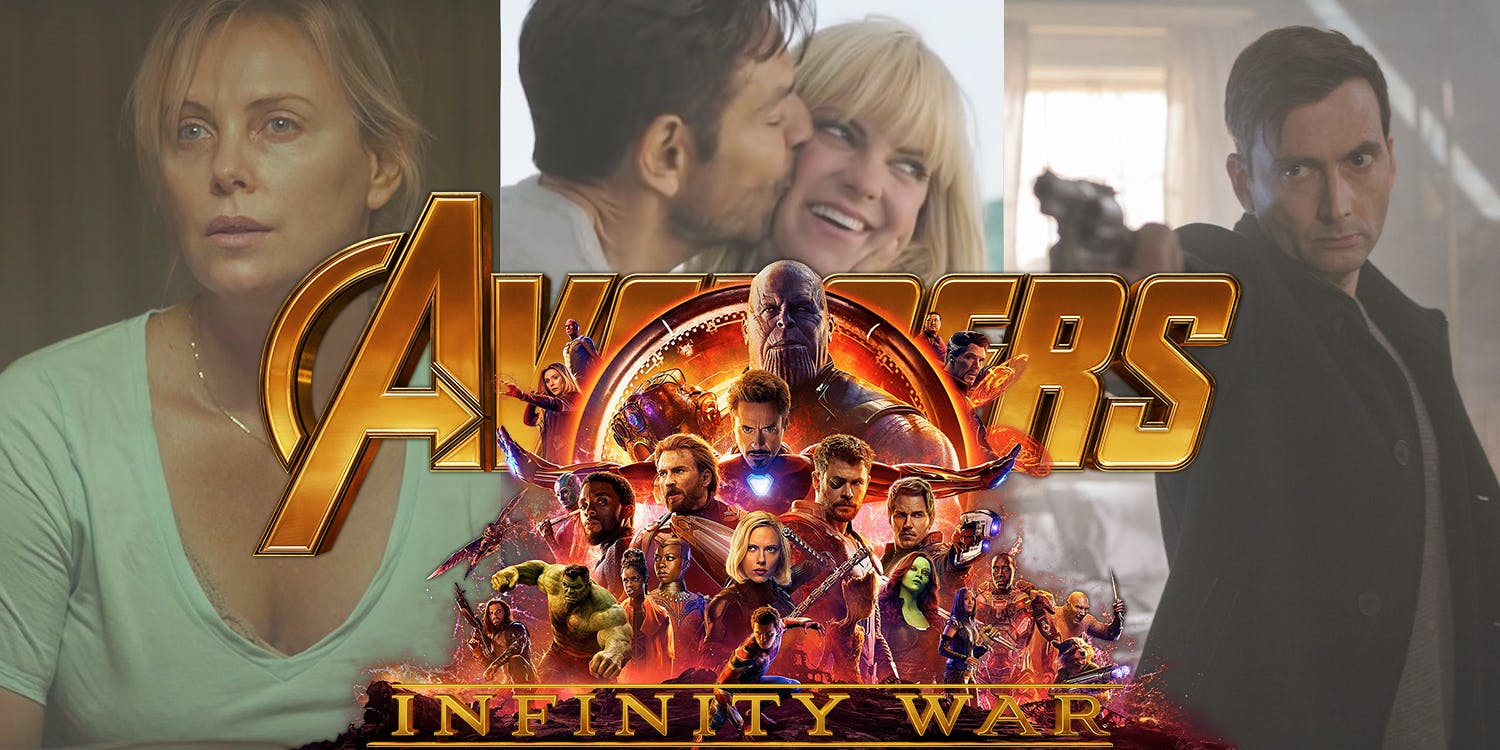 avengers infinity war beats overboard i feel pretty at box office