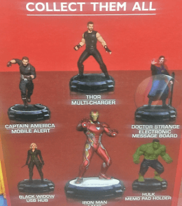 avengers infinity war thor hulk iron man black widow with captain strange collectibles