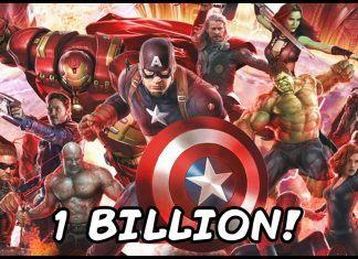 avengers infinity war tops box office passes 1 billion mark 2018 images