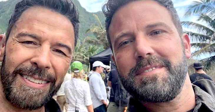 ben affleck stunt double rich cetrone movie