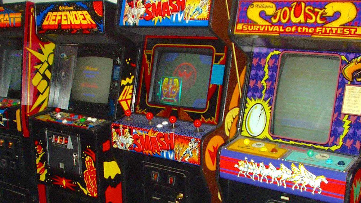 best arcade games ever joust smash tv and defender