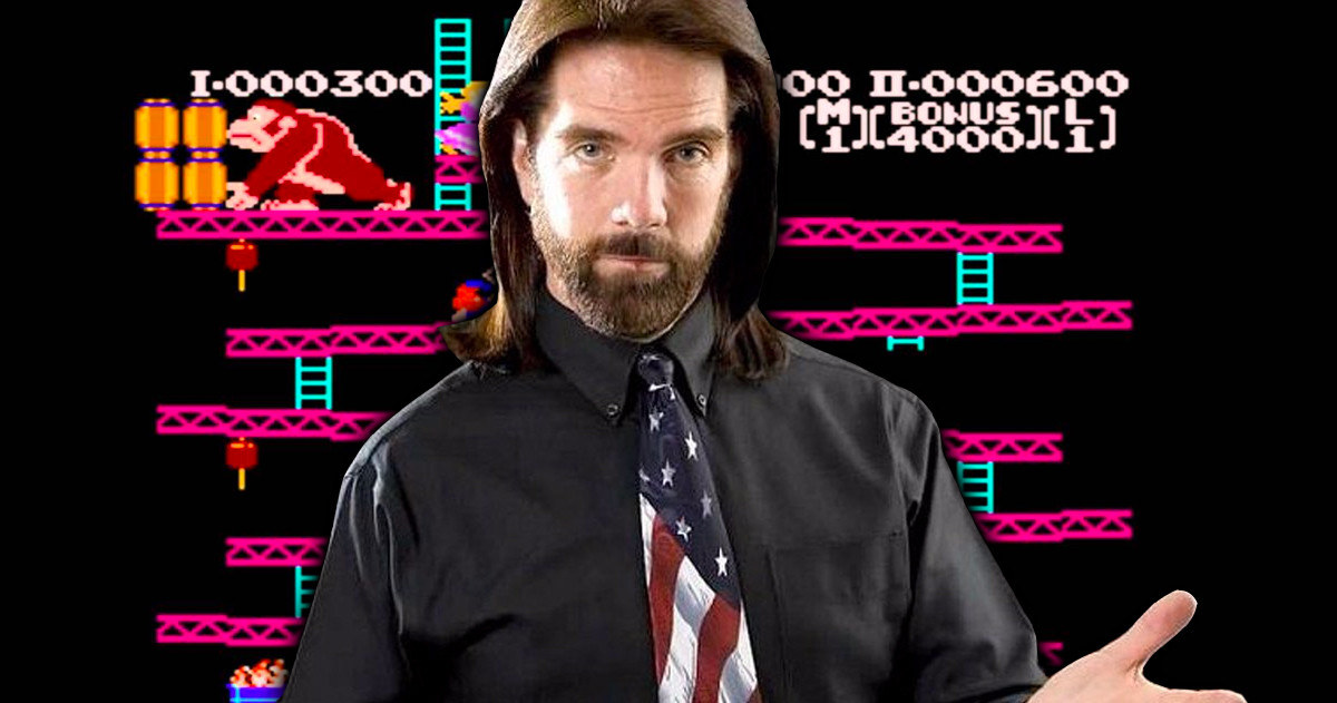 billy mitchell stripped of donkey kong title king of kong movie