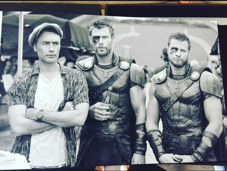 bobby holland crotch hand for chris hemsworth thor avengers set images