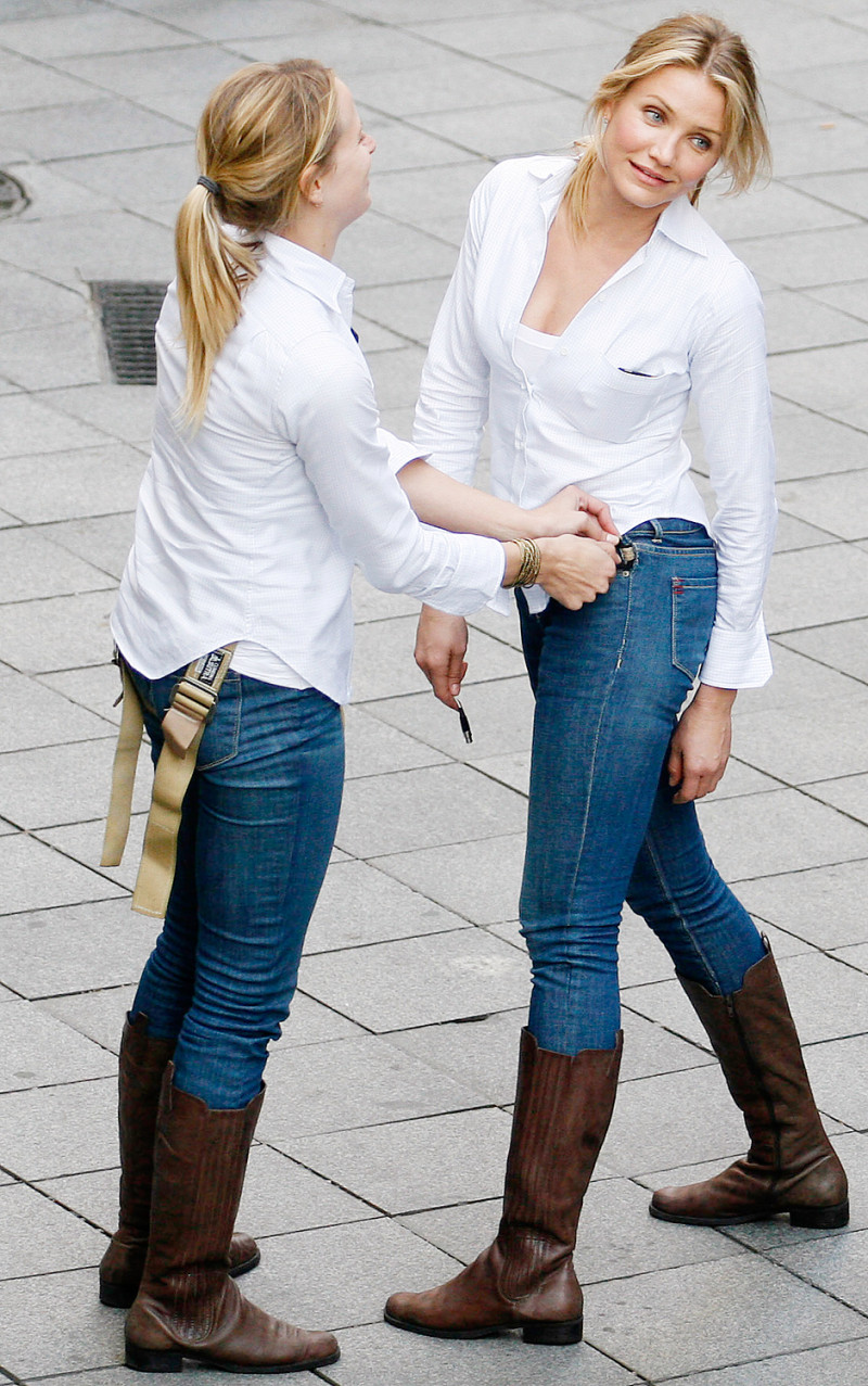 cameron diaz knight and day stunt double